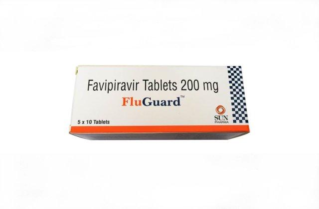 Terapia - o companie SUN PHARMA asigură următoarele tranșe de Favipiravir, medicamentul eficient anti-COVID-19