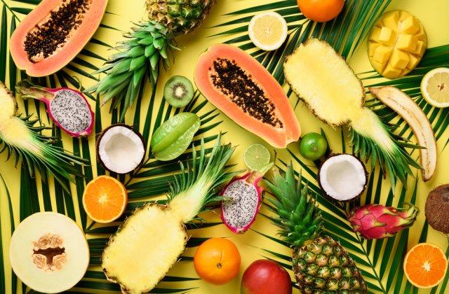 Colorate și sănătoase: 7 fructe exotice de care probabil nu ai auzit