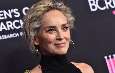 Sharon Stone a anunțat că face parte din echipa de tranziție a lui...