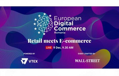 European Digital Commerce: Înscrie-te gratuit pentru a afla...