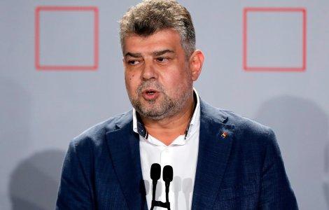 """Ciolacu: """"Îmi doresc să rezolv și problema alocațiilor pentru copii"""""""