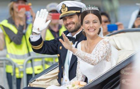 Cuplul regal al Suediei a fost testat pozitiv Covid-19