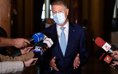 "VIDEO Iohannis: ""Deși suntem..."