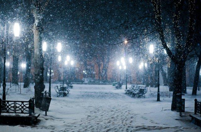 Cod GALBEN de ninsoare de Sf. Andrei! Bucureștiul și alte 7 județe sunt vizate