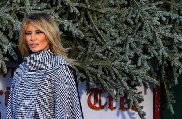 Casa Albă, decorată de sărbători de Melania Trump, pentru ultima dată ca primă-doamnă