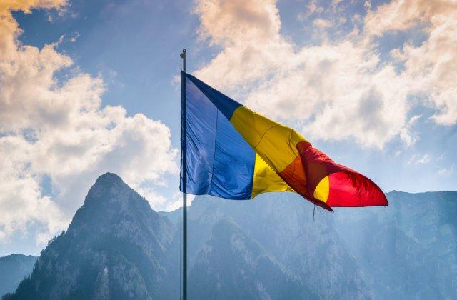 VIDEO: Drapelul României, pe cea mai înaltă clădire din lume! Pe ce clădiri a mai fost afișat acesta de 1 decembrie