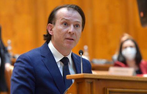 """Cîțu: """"După 6 decembrie avem nevoie de o Românie fără PSD"""""""