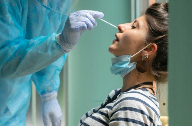 10% din ieșenii suspecți de infectare cu coronavirus refuză testarea