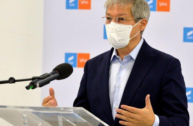 """Cioloș: """"Am votat pentru oameni noi în politică, care nu vor hoţie și privilegii"""""""