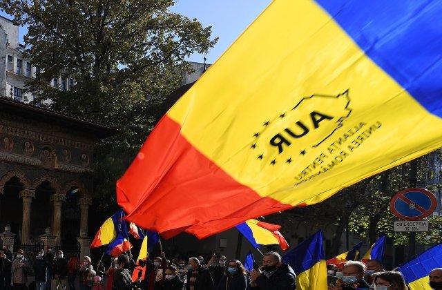 """Alianța pentru Unirea Românilor a anunțat pe cine va propune ca premier: """"Călin Georgescu este un român patriot"""""""