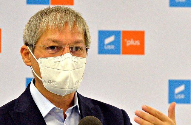 """Dacian Cioloş: """"Nu sunt rezultatele aşteptate, dar nu alegătorii sunt responsabili"""""""