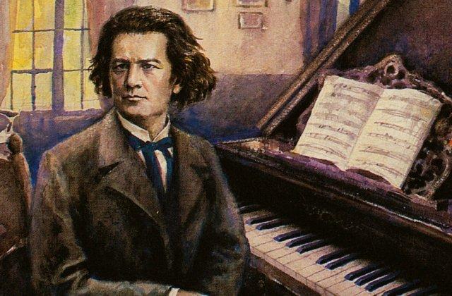 VIDEO Un artist italian a realizat portretul lui Beethoven pe un teren agricol din nordul țării