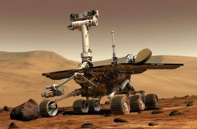 Roverul Curiosity a executat al doilea foraj intr-o roca martiana