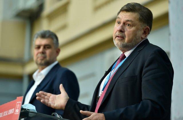 Alexandru Rafila: Ocuparea spitalelor este la refuz în țară. Întrega capacitate de ATI este ocupată
