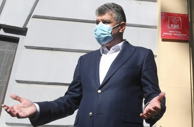 Marcel Ciolacu: Iohannis trebuie să înţeleagă că a pierdut alegerile şi trebuie să accepte nominalizarea PSD