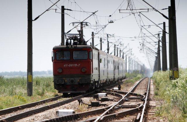Accident feroviar soldat cu 2 morți. Mecanicul locomotivei era în stare de ebrietate