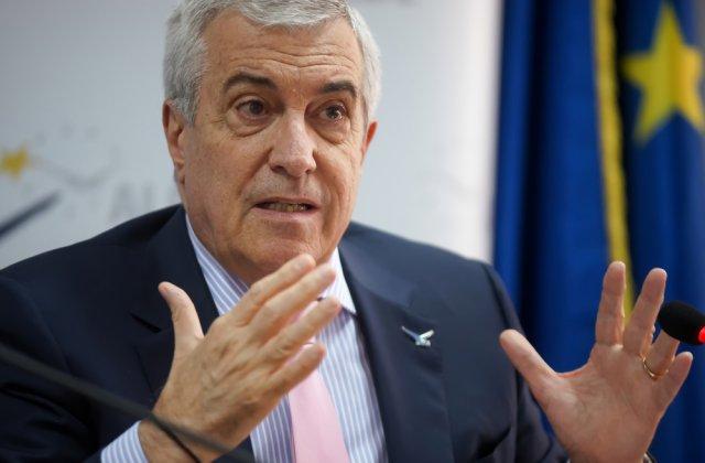 Călin Popescu Tăriceanu, dat în judecată pentru abuz în serviciu