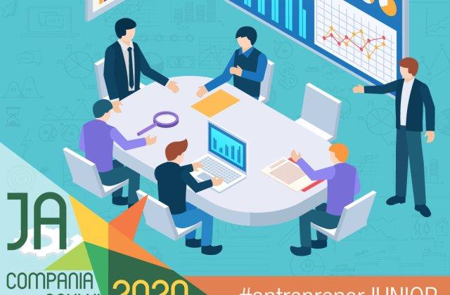 Junior Achievement România continuă implementarea în licee a programului de antreprenoriat pentru elevi