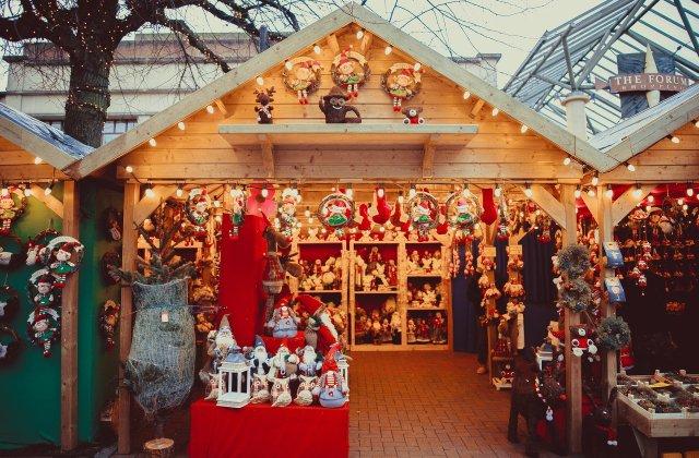 10 de piețe de Crăciun pe care toată lumea ar trebui să le viziteze