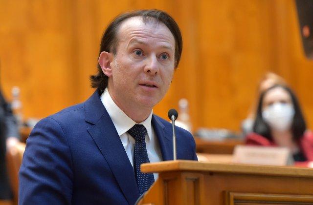 """Florin Cîțu: """"Am asigurat finanţarea pentru prima parte a anului viitor"""""""