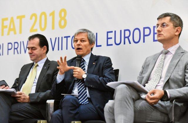 """USR PLUS nu îl mai vrea pe Orban premier: """"Nu răspunde așteptărilor electoratului"""""""
