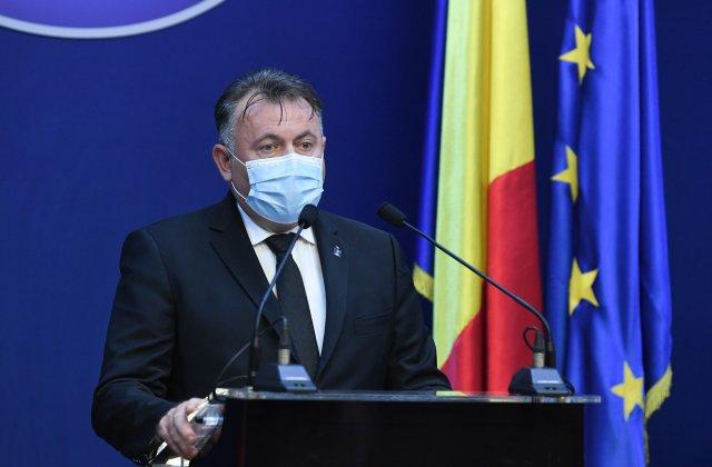 """Tătaru: """"Au fost operaţionalizate depozitul central şi cele din teritoriu pentru vaccinul anti-COVID"""""""