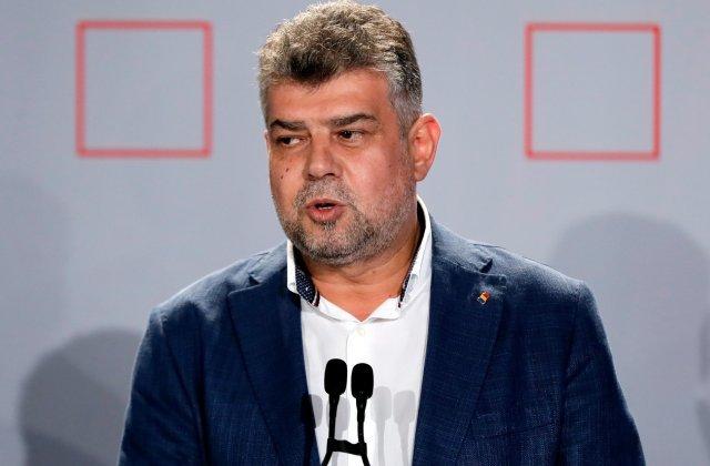 """Marcel Ciolacu: """"Nicio funcţie din Parlament nu va fi ocupată de către un membru al conducerii PSD"""""""