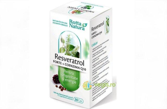 Rolul Resveratrolul si Beneficiile Lui