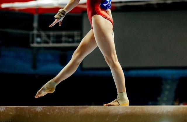 VIDEO: Echipa de gimnastică a României a obținut medalia de argint la Europene