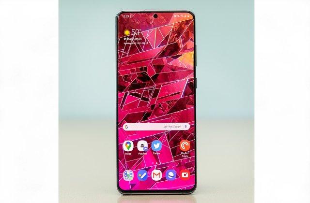 Poți obține un bun preț Samsung S20 Ultra second hand!
