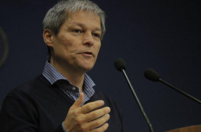 """Dacian Cioloş: """"Ne va chema președintele la consultări pentru a confirma coaliţia de guvernare"""""""