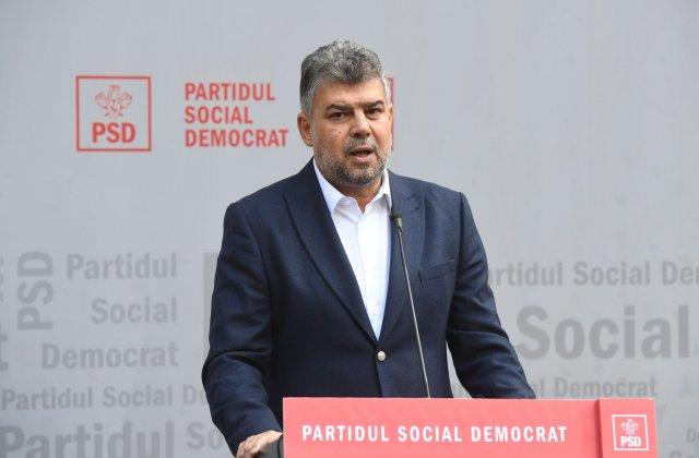 """Ciolacu, critică programul de guvernare: """"Minciuni, haos și promisiuni electorale aruncate la gunoi!"""""""
