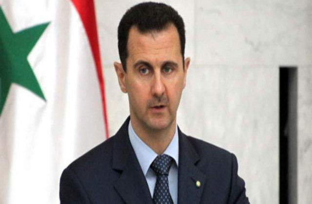 Al-Assad: Exista o presiune populara de a se deschide frontul impotriva Israelului