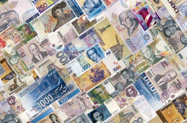 Cursul valutar din 31 mai