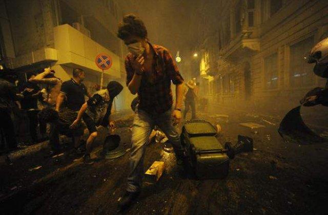 Protestele din Turcia s-au diminuat