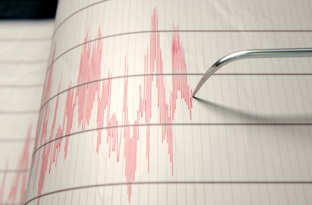 Cutremur în Buzău de Revelion! Ce magnitudine a avut seismul