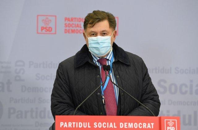 Alexandru Rafila: 5 milioane de români ar putea fi vaccinați până la finalul lunii septembrie