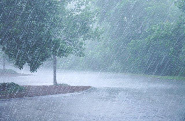 Inspectoratul pentru Situații de Urgență a anunțat că 22 de localități au fost puternic afectate de ploi