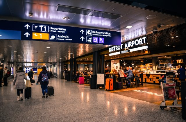 Sistem de recunoaștere facială la aeroport. Lufthansa și Swiss Airlines au adoptat noul sistem