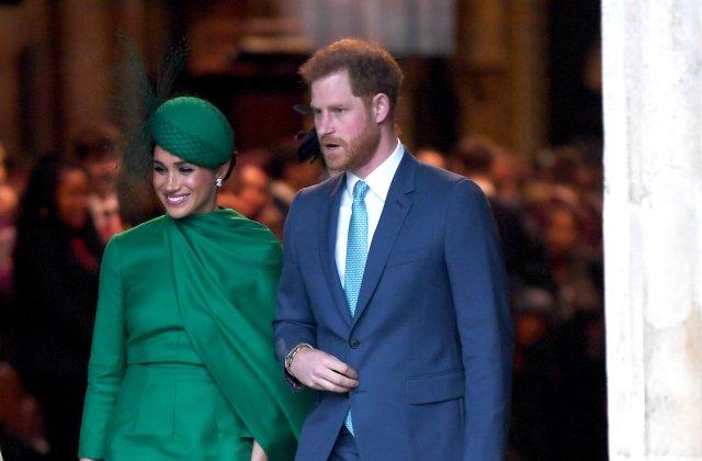 Prinţul Harry şi Meghan Markle au decis să renunţe la social media