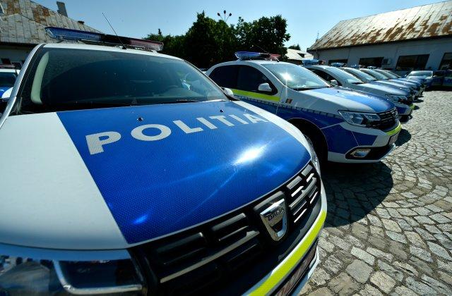 Șef de poliție din Olt, prins în timp ce primea mită 750 de euro
