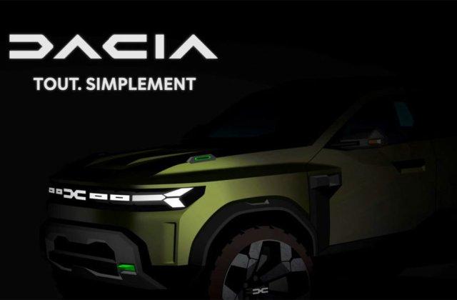 Schimbări importante pentru Dacia: un SUV mai mare ca Duster și un nou logo din 2021