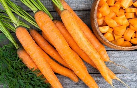 Top Sucul de morcovi: 5...
