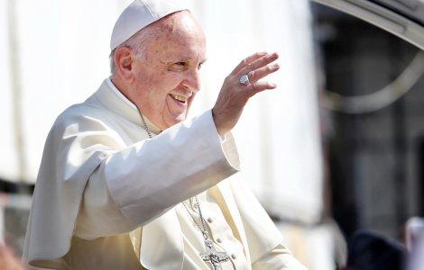 Mesajul de condoleanțe a lui Papa Francisc pentru Episcopului...