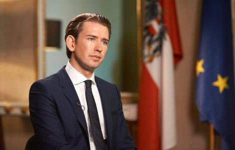 Sebastian Kurz anunță prelungirea carantinei în Austria