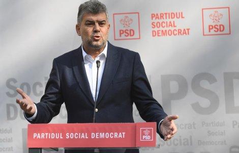 PSD cere demisia Guvernului Cîțu dacă nu respectă obiectivul...