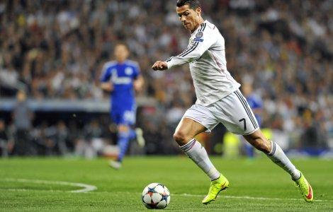 Ronaldo, cel mai prolific marcator din istoria fotbalului, cu 760...