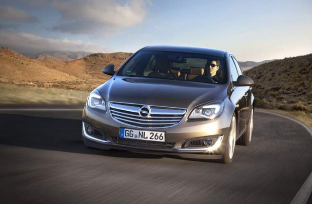 OFICIAL: Opel Insignia facelift - Schimbari majore