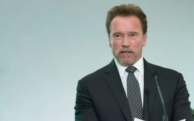 VIDEO Actorul Arnold...