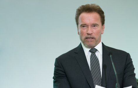 VIDEO Actorul Arnold Schwarzenegger s-a vaccinat anti-Covid